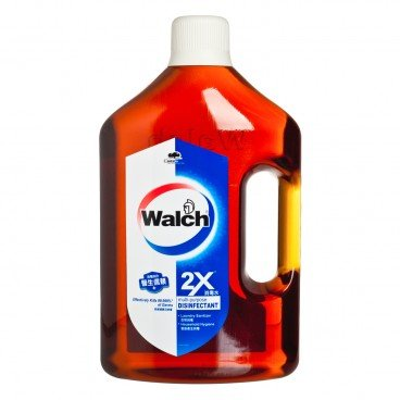 WALCH - Multi purpose Disinfectant 2 x - 3L