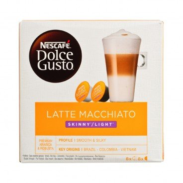 NESCAFE DOLCE GUSTO - 健怡奶泡咖啡 - 8'S