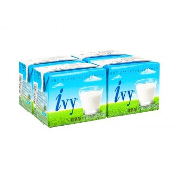IVY - Drinking Yoghurt natural - 180MLX4