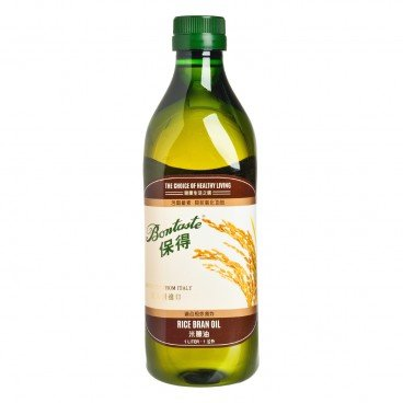 BONTASTE - Rice Bran Oil - 1L