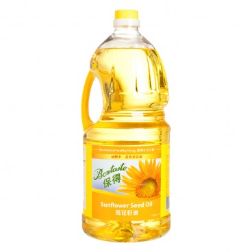 BONTASTE - Sunflower Seed Oil - 3L
