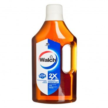 WALCH - Multi purpose Disinfectant 2 x - 1L