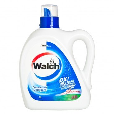WALCH - Anti bacterial Laundry Detergent pine - 3L
