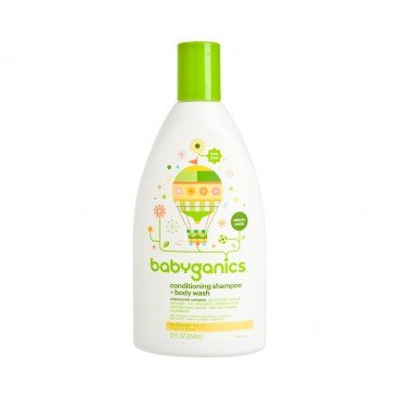 BABYGANICS(PARALLEL IMPORT) - Shampoo Bodywash fragrance Free - 473ML