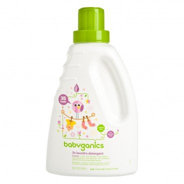 BABYGANICS(PARALLEL IMPORT) - Laundry Detergent fragrance Free - 1.04L