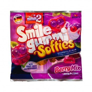 NIMM 2 - Sg Softies Berry Mix - 80G