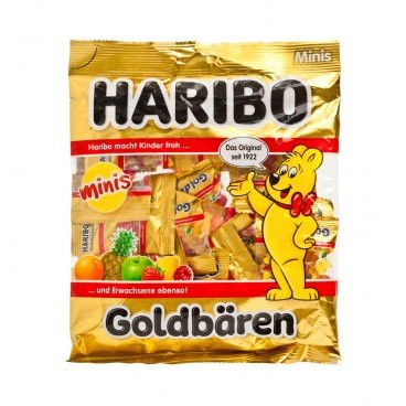 HARIBO - Goldbaeren Gummy Mini - 250G