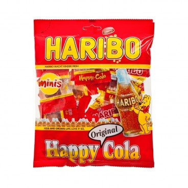 HARIBO - Happy Cola Gummy Mini - 250G