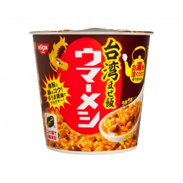 NISSIN - Taiwan Hotpot Sauce Risotto - PC