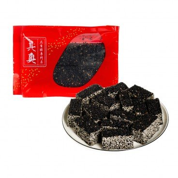 YUEN LONG KEI O - Black Sesame Brittle - 180G