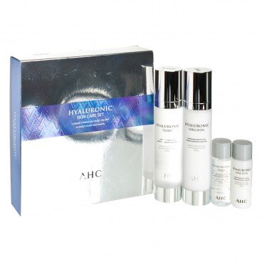 AHC(PARALLEL IMPORTED) - Hyaluronic Skin Care Set - SET