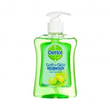 DETTOL - Antibacterial Hand Wash lime - 250ML