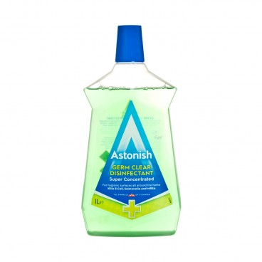 ASTONISH - Germ Clear Disinfectant Super Concentrate - 1L