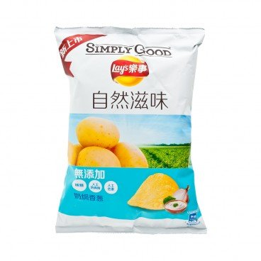 LAY'S - Potato Chips chives - 63G