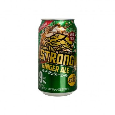 KIRIN - Strong Beer ginger Ale - 350ML