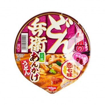 NISSIN - Bowl Udon ginger Chicken - PC