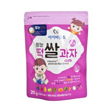 I-BOUNCE - Bebe Stick Rice Snack - 20G