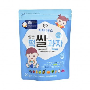 I-BOUNCE - Bebe Stick Rice Snack Seaweed - 20G