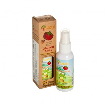 JACUS - Citronella Spray - 50G