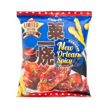 CALBEE - Grill A Corn new Orleans Spicy Flavoured - 55G