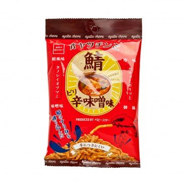 BABY STAR - Potato Chips Spicy Miso - 43G