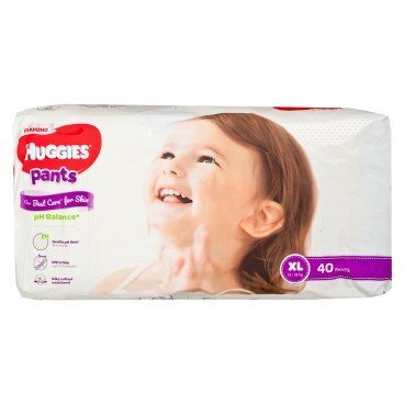 HUGGIES - Diamond Pant Xl - 40'S