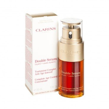 CLARINS(PARALLEL IMPORTED) - Double Serum Age Control Concentrate - 30ML