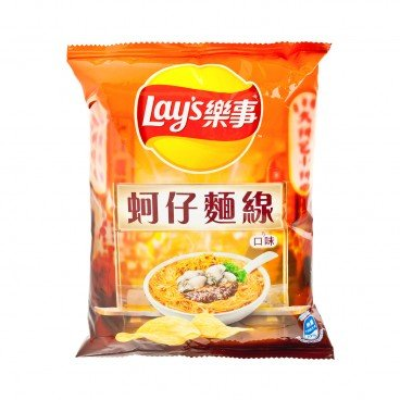 LAY'S - Potato Chips oyster Omelet - 36G
