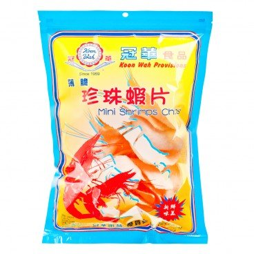 KOON WAH - Mini Shrimps Chips - 80G