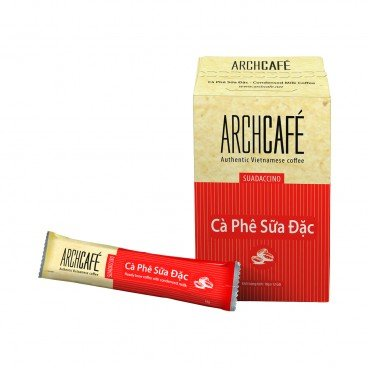 ARCHCAFE - Ready Brew Coffee With Condensed Milk - 18GX12