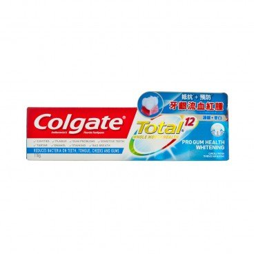 COLGATE - Total professional Whit Toothpaste - 110G