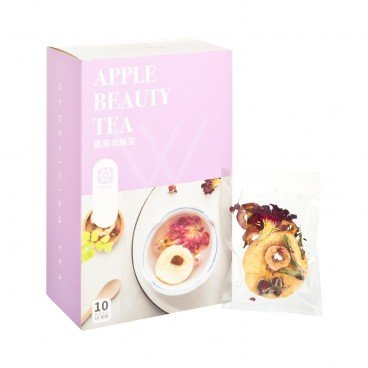 HO CHA - Box Set apple Beauty Tea - 10'S