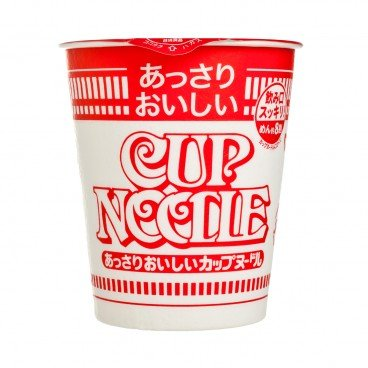 NISSIN - Cup Noodle classic - 57G