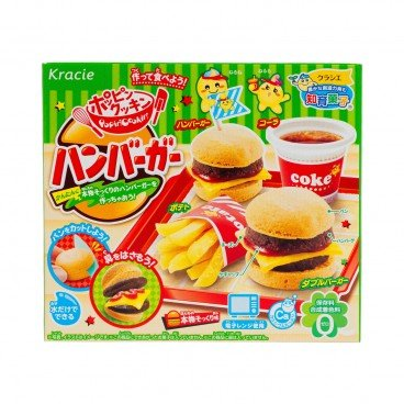 KRACIE - Educational Confectionery diy Hamburger - 22G