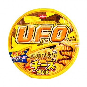NISSIN - Ufo Fried Noodle thick Cheese - 110G