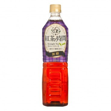 UCC - Red Tea Time straight Tea no Sugar - 930ML