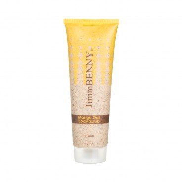 JIMMBENNY BY CHOI FUNG HONG - Mango Oat Body Scrub - 240ML