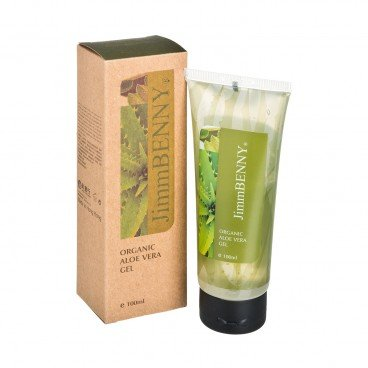 JIMMBENNY BY CHOI FUNG HONG - 99 Organic Aloe Vera Gel - 100ML