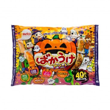 BEFCO - Rice Cracker halloween - 40PCS
