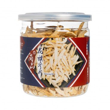 PREMIER FOOD - Canadian Ginseng Pieces - 100G