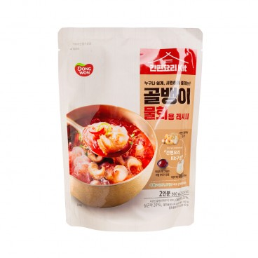 DONGWON - Spicy Freshwater Snails With Cold Konjac Noodles soup - 500G