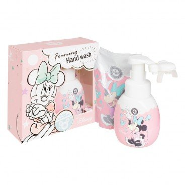 DISNEY - Minnie Mouse Handwash With Replacement - SET