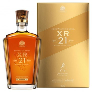 JOHNNIE WALKER - John Walker & Sons XR Aged 21 Years - 75CL