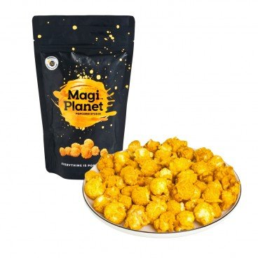 MAGI PLANET - Popcorn turmeric Curry - 110G