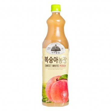 GAYA FARM - Peach Drink - 1.5L