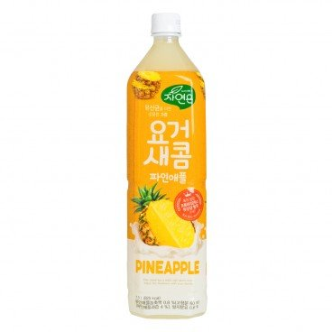 WOONGJIN - Natures Yogur pineapple - 1.5L