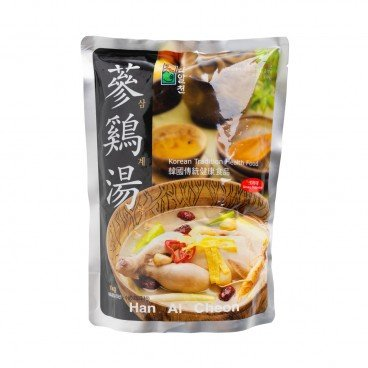 HANALCHEN - Korean Chicken Soup - 1KG