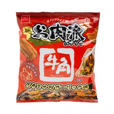 BABY STAR - Snack For Meat Loversgyukaku Stamina With Garlic Ta - 52G