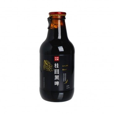 TAIWAN ALE BREWER - Longan Stout Beer - 330ML