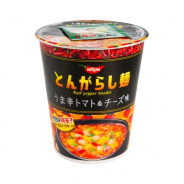 NISSIN - Spicy Tomato Cheese Cup Noodle - PC